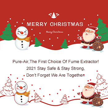 Merry Xmas & Happy New Year to Pure-Air Fume Extractor Customers!