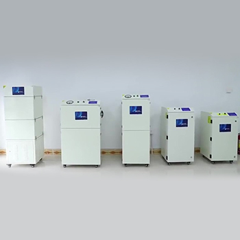 Pure-Air, energy-saving and efficient laserfume extractor supplier.