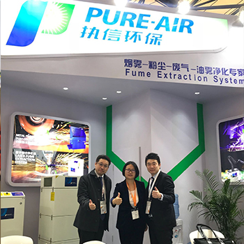 Pure-Air Dust Collector Manufacturer, Devoted to Solves Workshop Pollution