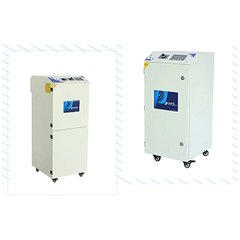 Laser smoke filter manufacturer, the letter of environmental protection Pure-Air let you know the application field of laser marking machine