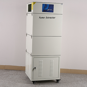 Laser smoke filter manufacturer Pure-Air analyzes the difference between laser marking machines and laser engraving machines on the market
