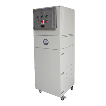 PURE-AIR, industrial explosion-proof dust collector, explosion-proof dust removal equipment, 10 years of production and manufacturing experts!