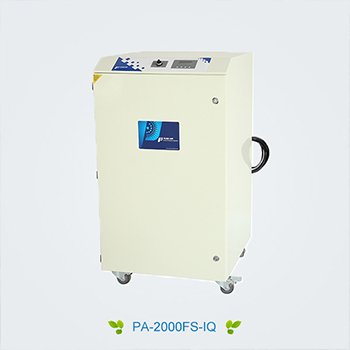 Industrial dust collector, industrial vacuum equipment, PURE-AIR 10 years of dust removal equipment manufacturers direct sales!
