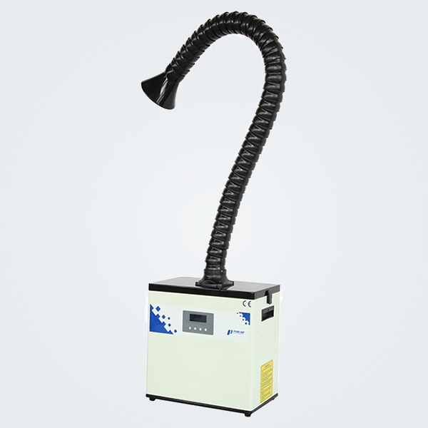 Laser Marking and Coding Fume Extractor