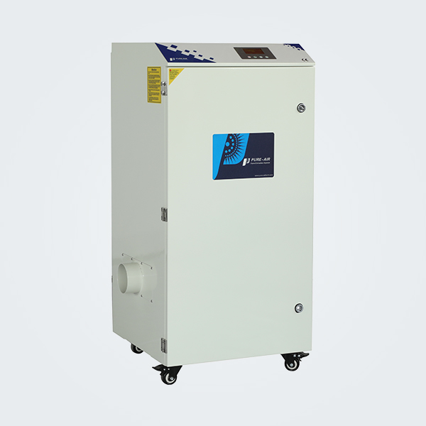 Laser Cleaning and Scribing Fume Extractor