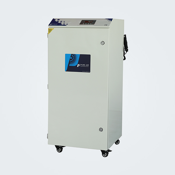Laser Cutting Non-Metal Fume Extractor