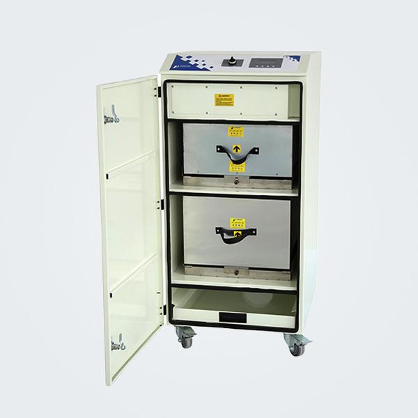 Non-metallic 3D printing Fume Extractor