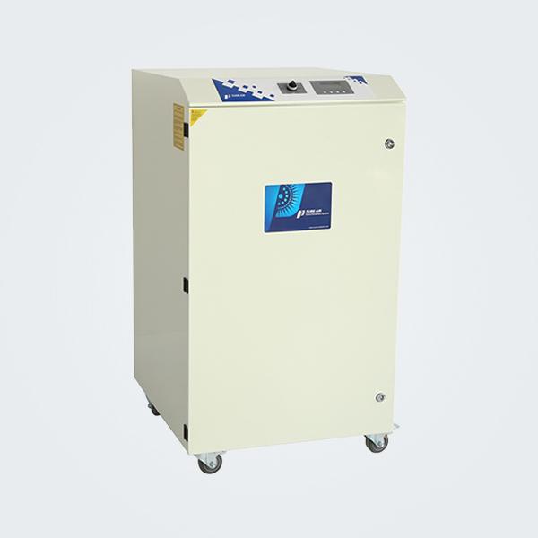 Ink digital inkjet printing fume extractor