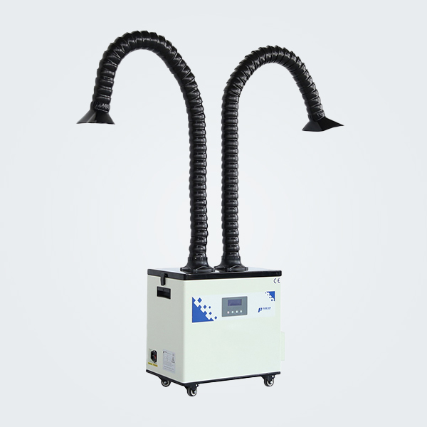 Fiber Laser Fume Extractor