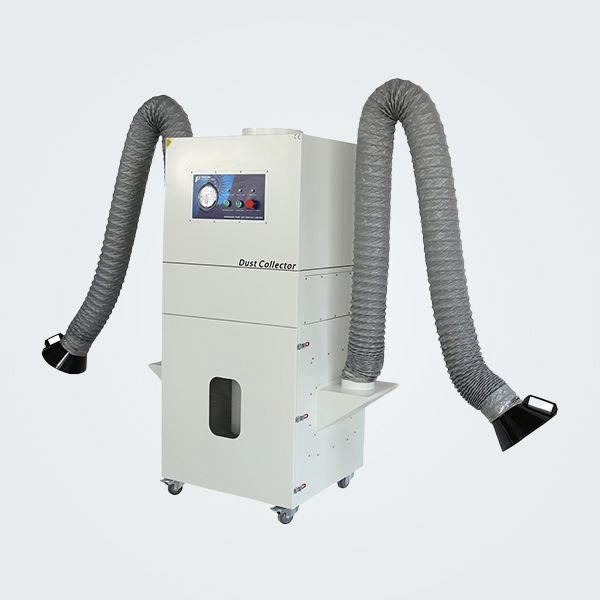Argon arc & Gas shielded welding Fume Extractor(automatic pulse)