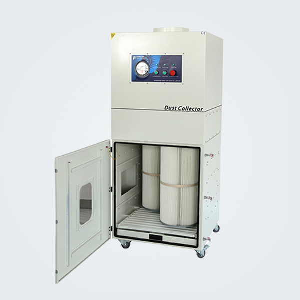 Laser Welding Fume Extractor(Automatic Pulse Cleaning)