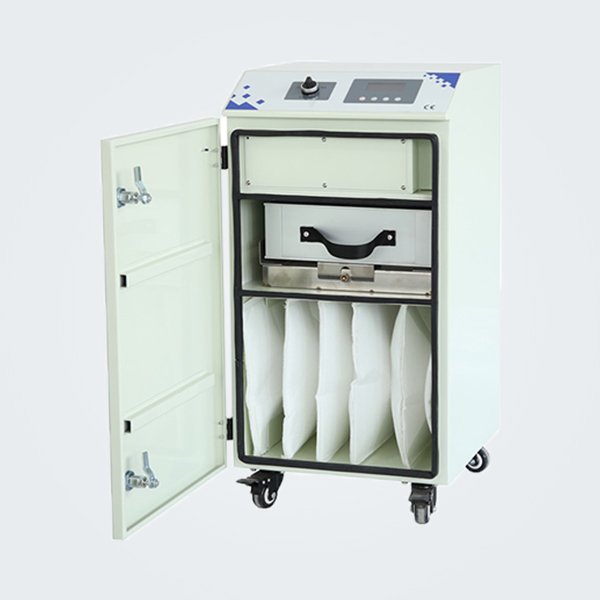 Denture Polishing Dust Collector