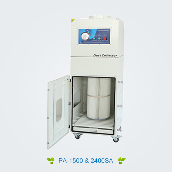 Food / Pharmaceutical production and packaging Dust Collector